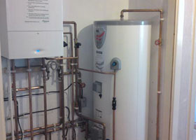 Heating services from WA Horne Plumbing & Heating